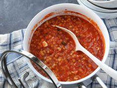 Våra godaste soppor | Köket.se Halloumi, Food Hacks, Food And Drink, Veggies, Healthy Recipes, Healthy Food, Healthy Eating, Snacks, Vegan