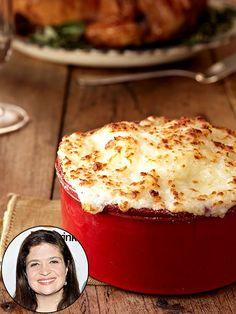 Mashed Potatoes Chantilly from Alex Guarnaschelli — Think of it like a mashed potato souffle!