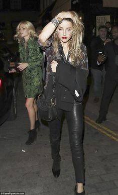 Accessorise like the A-list with Amber's bag by Chloé #DailyMail  Click 'Visit' to buy now