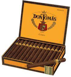 Don Tomas Classico and Maduro Cigars