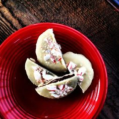 Peppermint Bark Cookies!    Grain/Gluten/Dairy/Egg Free!