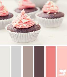 from design seeds great palette for little girls sweet tones Colour Pallette, Color Palate, Colour Schemes, Color Combos, Color Patterns, Pink Palette, Design Seeds, Pantone, Colour Board