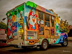 Booked the Kona Ice truck for Nick's birthday...only three more weeks...soooo excited!!!