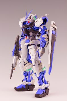 Custom Build: PG 1/60 MBF-P03 Gundam Astray Blue Frame -Standard Type- - Gundam Kits Collection News and Reviews