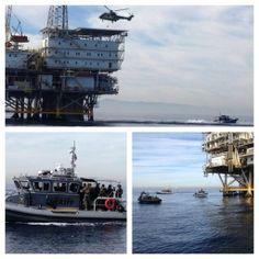 Nov 26, 2013. LASD Aero and SEB participated in joint maritime homeland security exercise off Long Beach coast.