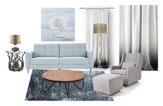"""""""Options"""" by cms-teacher on Polyvore featuring interior, interiors, interior design, home, home decor, interior decorating, Gus* Modern and Aidan Gray"""