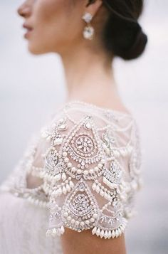 Wedding Inspiration: Parisian Design | Dust Jacket | Bloglovin'