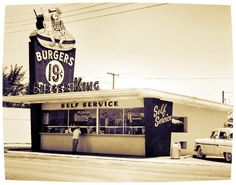 Old Burger King by Joseph Cerulli, via Flickr
