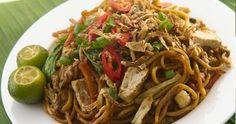Resep Mie Jawa Yang Enak - Pernahkah anda memasak mie jawa sendiri? jika belum saya akan membagikan salah satu resep Kuliner Indonesia ya...
