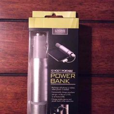 12 V portable power bank - Mercari: Anyone can buy & sell