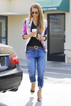 Los jeans son para entretiempo