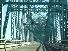bridge over the Mississippi....
