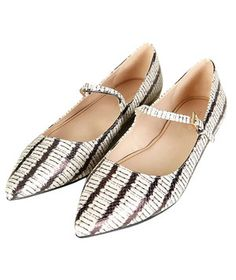 """Topshop """"Absent"""" Strap Shoe 