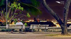 Recife do amor pela terra.