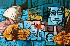 Street art and graffiti in Buenos Aires #streetart #urban #Argentina