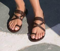 SandalsLeather sandalsGreek sandalsStrappy sandalsHandmade