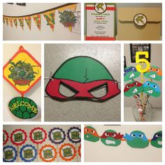 Easy Diy Tmnt Mask Out Of Felt Make Everyone At Your