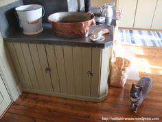 Det gamla köket | Mitt Universum