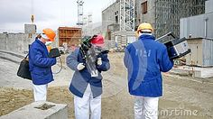 Chernobyl Nuclear Power Station/ Filming - Download From Over 48 Million High Quality Stock Photos, Images, Vectors. Sign up for FREE today. Image: 68973658