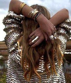 Die for Style: Trend alert #7... Metallic tones!