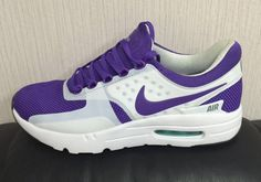 best service 50685 870af Club Purple Nike Air Max Zero 87 2015 Running Shoes 2015 Shoes Sneakers,  Nike Shoes