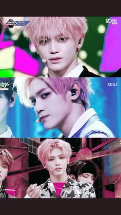 I CANNOT STAND HIS FACE. UGH. #nct127 #taeyong #cherrybomb #visual