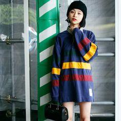ドロップスナップ!る鹿, モデル | Droptokyo Chinese Model, Aw17, Models, Handsome, Hair Beauty, High Neck Dress, Womens Fashion, People, How To Wear