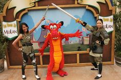 Mulan (as Ping), Mulan | 39 Stylish People Who Are Secretly Disney Characters