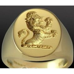 Lion of Judah Ring. The tribe of Judah (yehudah) was chosen to be the tribe of leadership of the nation of Israel. This Gold Lion Ring of Judah depicts the royalty and emblem of that leadership. Smooth finish on gold weighing approx 5 - 10 gram Diamond Rings, Gold Rings, Gemstone Rings, Tribe Of Judah, Lion Ring, Gold Rope Chains, Lion Of Judah, Gold Top, Engraved Rings