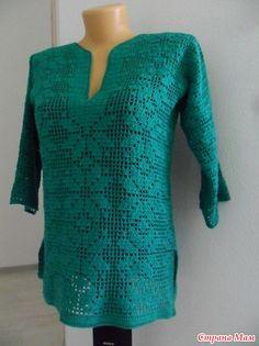 Lomo túnica, de color -izumrud