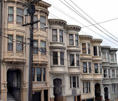 Taylor Street, San Francisco by Dizzy Atmosphere