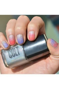 Ombre nails by CULT