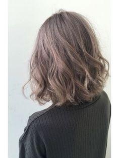 【LAILY】セミウェット×タンバルモリ×グレージュカラー北村亮 - 24時間いつでもWEB予約OK!ヘアスタイル10万点以上掲載!お気に入りの髪型、人気のヘアスタイルを探すならKirei Style[キレイスタイル]で。