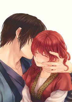 Anime: Akatsuki no Yona Personagens: Yona e Hak