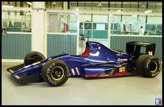 Formula 1 Amarcord lambo 291 1991