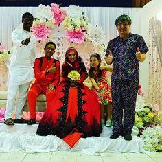 Congratulations to Ellyza Imagineering Institute Engineer on her wedding!!!