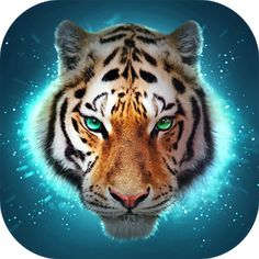 The Tiger APK MOD v1.6.6 (Dinero ilimitado) Asian Tigers, 2 Unlimited, Online Rpg, Tigers Game, Wild Forest, Android Hacks, Game App, Invite, Invitation