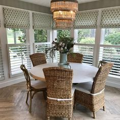 Seven Interior Design Tips For Your Home - My Romodel Pedestal Dining Table, Round Dining Table, Dining Room Table, Dining Chairs, Dining Nook, Dining Furniture, Restaurant Tables And Chairs, Cafe Chairs, Rattan