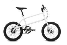 Quinn by Coast Cycles. Non-foldable, but carbon gates belt drive, fat tires etc.