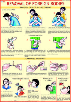 Removal of Foreign Bodies from Eye, Ear & Nose