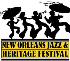 New Orleans Jazz & Heritage Festival - Weekend 1   April 25 - 28, 2014   New Orleans, Louisiana   #FoFFestivals