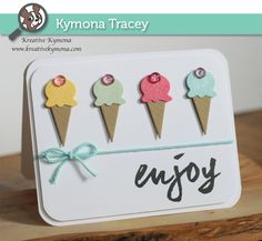 August Spotted!: by Simon Says Stamp created by Kymona using Simon Says stamp Exclusive dies.  August 2014