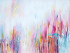 Home :: Interior Wall Art :: Canvas Oil Paintings :: Abstract Art  :: Joy Canvas Painting Wall Artwork
