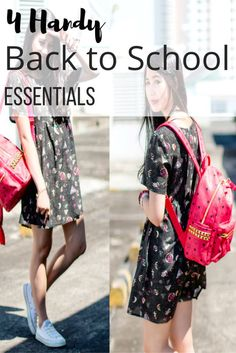 Whether you are a professional, stay-at-home mom or a student, these back to school essentials are a necessity this fall come the start of the school year no matter where you're headed to when you get up in the morning.