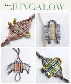Press / Lesh / Handwoven Jewelry
