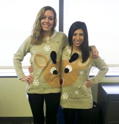 @Shawna Snyder Cozby Shawna! How funny would this be for the Sweater Dash?