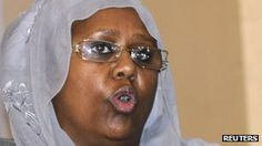 Somalia is to get its first female foreign minister in a cabinet formed by new Prime Minister Abdi Farah Shirdon. Fauzia Yusuf Haji Adan is among 10 politicians joining a cabinet that has been significantly reduced in size. 4 November 2012. via BBC