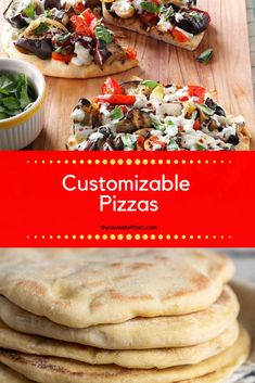 Pizza can and should be included as part of a healthy lifestyle. I eat pizza on the regular and broke down some of my tips and tricks for customizing it to meet your nutrition needs! Pita Pizzas, Pita Bread, Eat Pizza, Meal Prep, Healthy Lifestyle, Protein, Veggies, Wraps, Nutrition
