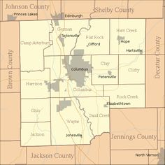 Indiana County Map GENEALOGY Pinterest Lakes And City - Indiana county map