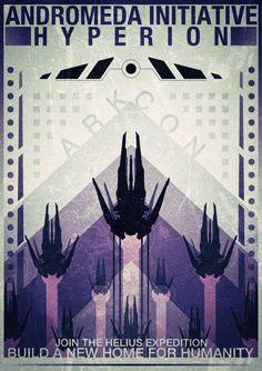 Andromeda: Initiative Hyperion - Lazare Gvimradze